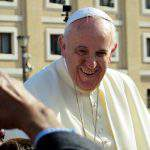 Pope meets Hungarian bishops