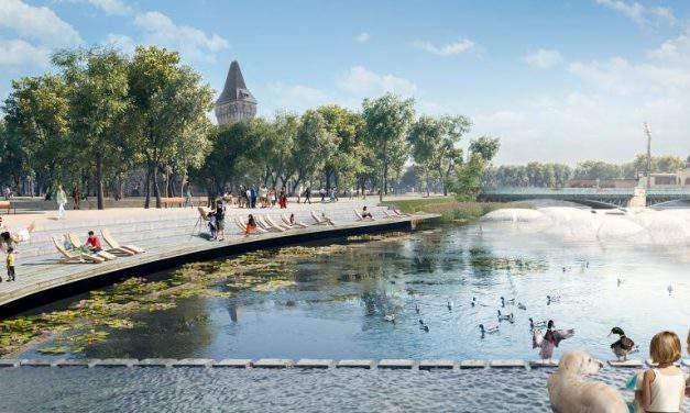 City Park is changing – here are the latest plans – PHOTOS