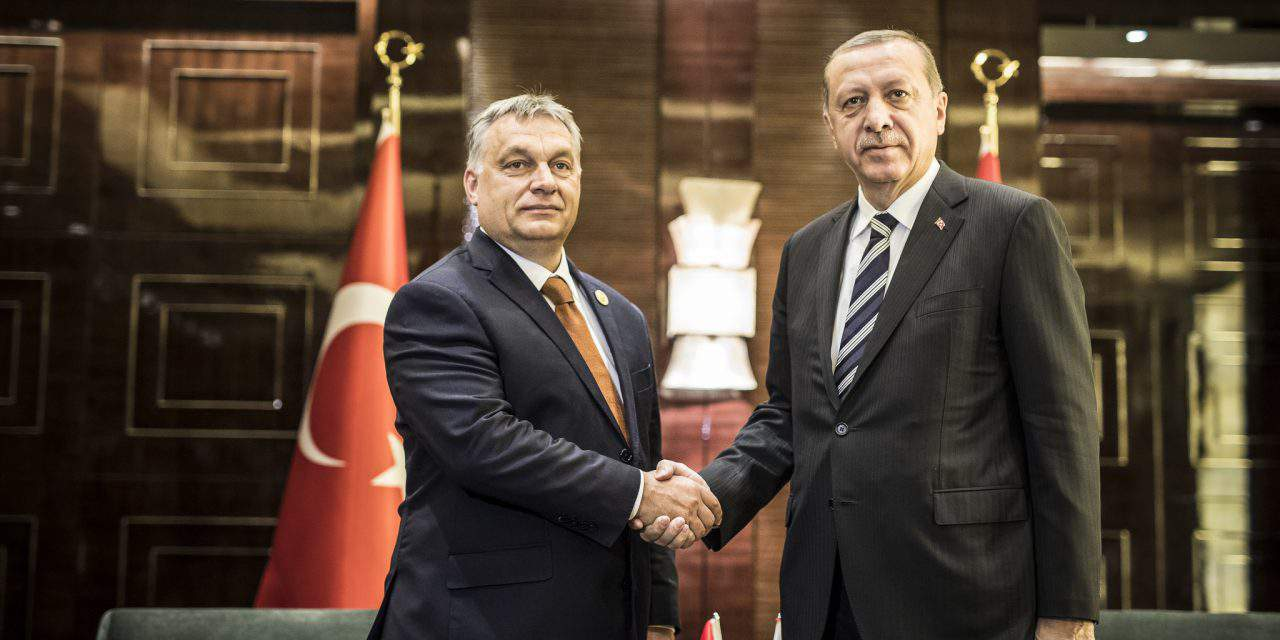 PM Orbán and President Erdogan discuss bilateral relations in Beijing