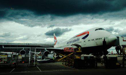 British Airways Budapest flights cancelled