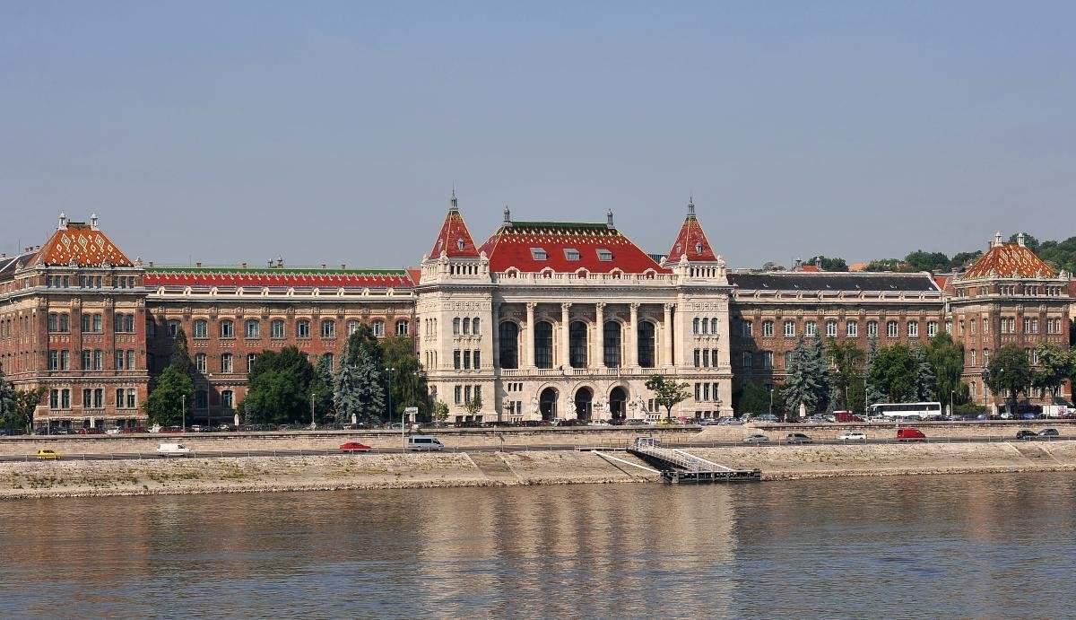 BME Budapest university