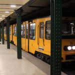 subway metro budapest