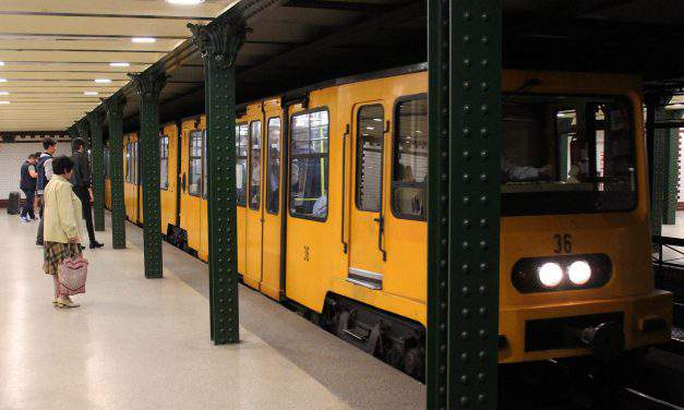 The secrets of Budapest Metro Line 1