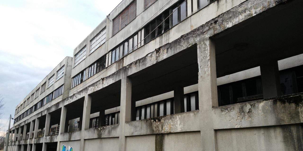 Budapest's haunted Soviet hospital awaiting Chinese