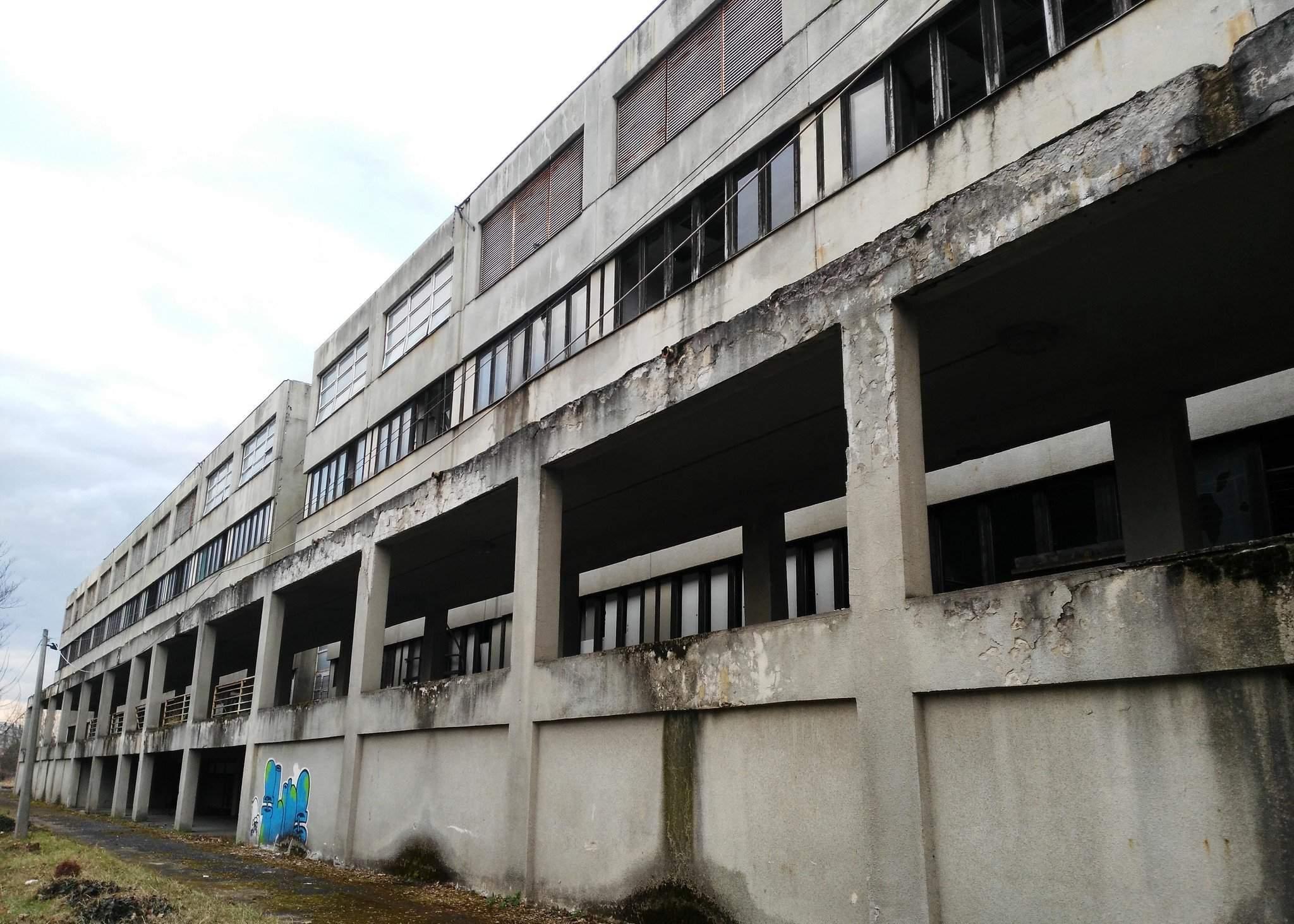 Hospital in Hungary