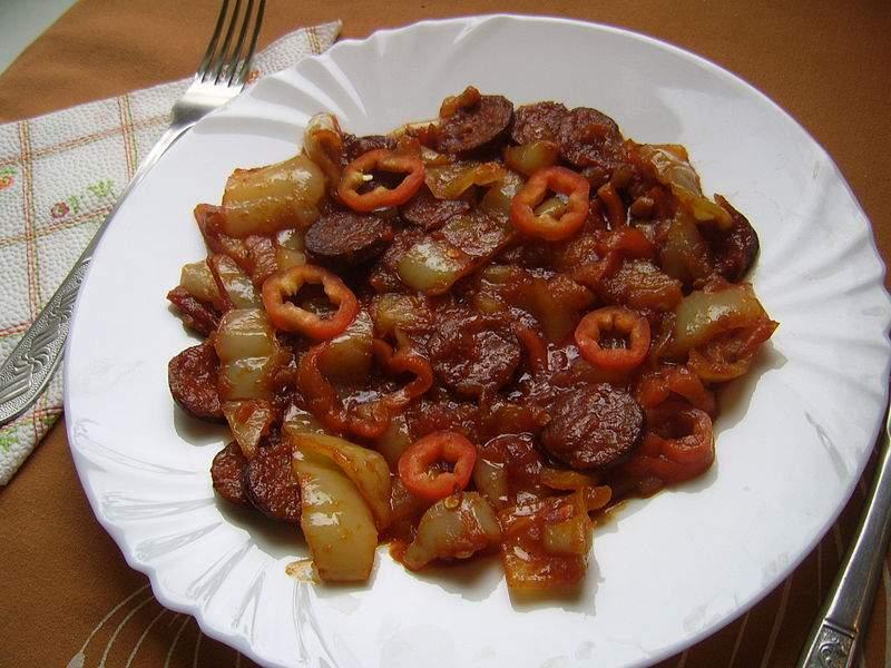 Recipe of the week: Hungarian lecsó