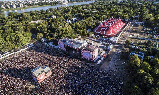Sziget Festival eyes 22.5 million euros revenue in 2017
