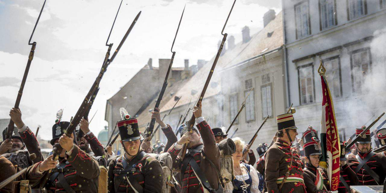 The weekend of commemorating Hungarian historic traditions – PHOTOS