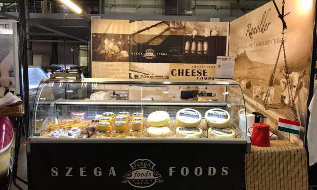 Hungarian cheesemongers among the world's bests