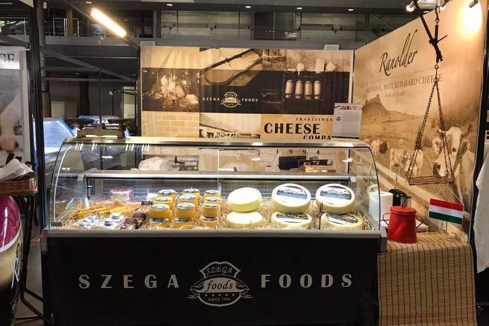 Hungarian cheesemongers among the world's bests