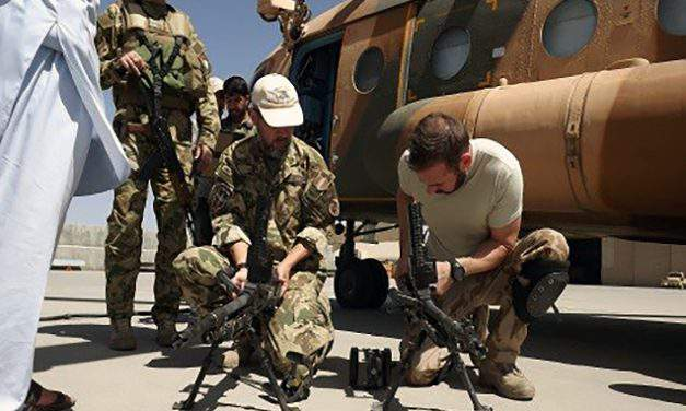 Hungarian Defence Force: Full Operational Capability in Kabul