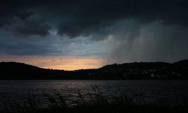 The storm on Lake Balaton caused death on the weekend
