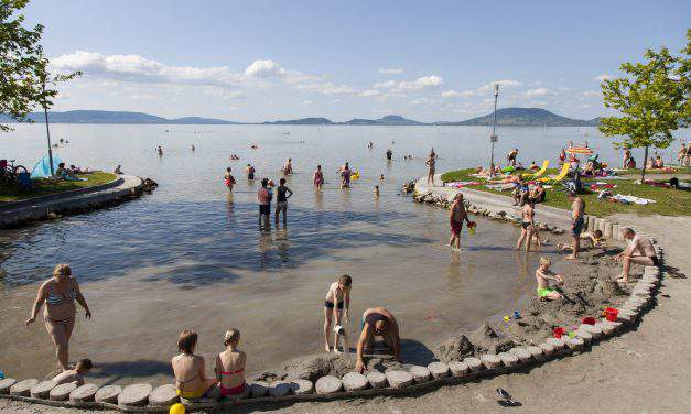 The best lakes near Budapest to help you cool off