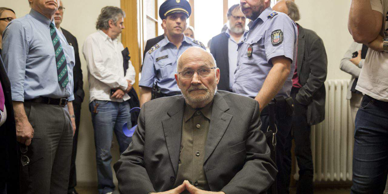 Hungary to extradite Holocaust denier to Germany