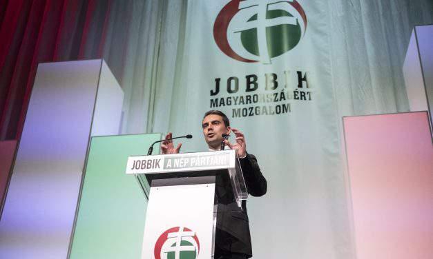Jobbik nominates Vona as prime ministerial candidate