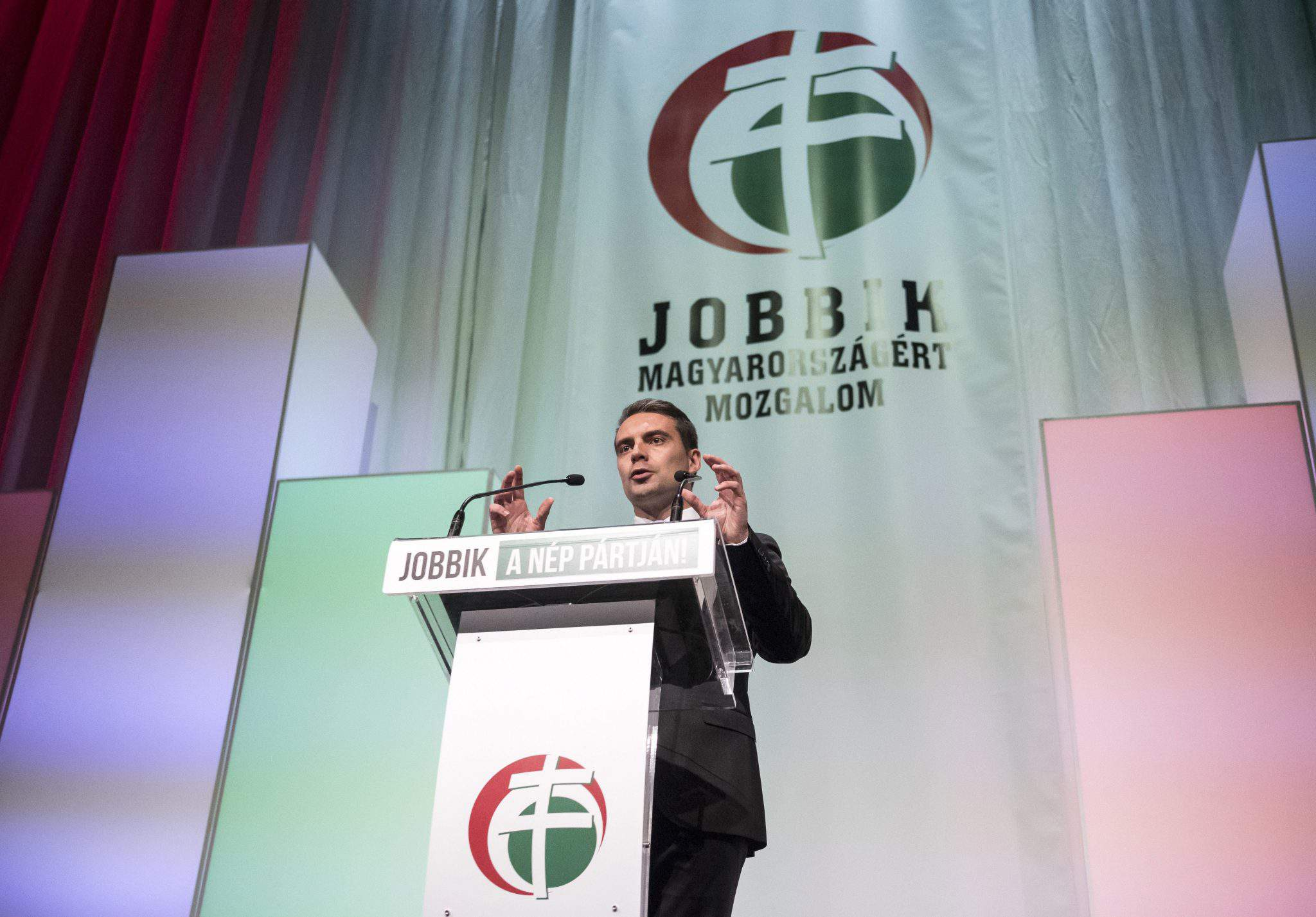Jobbik was never a neo-Nazi party