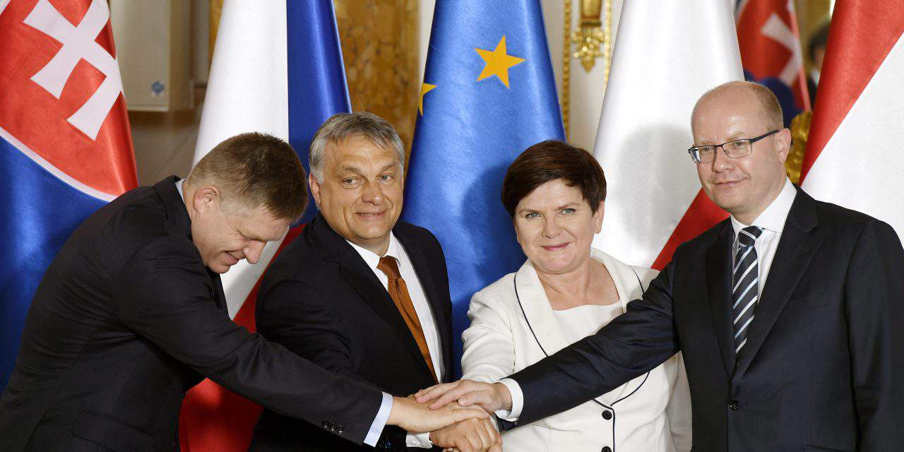 Hungary takes over Visegrad Four presidency