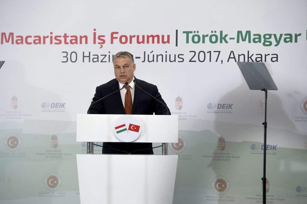 Turkey Orbán