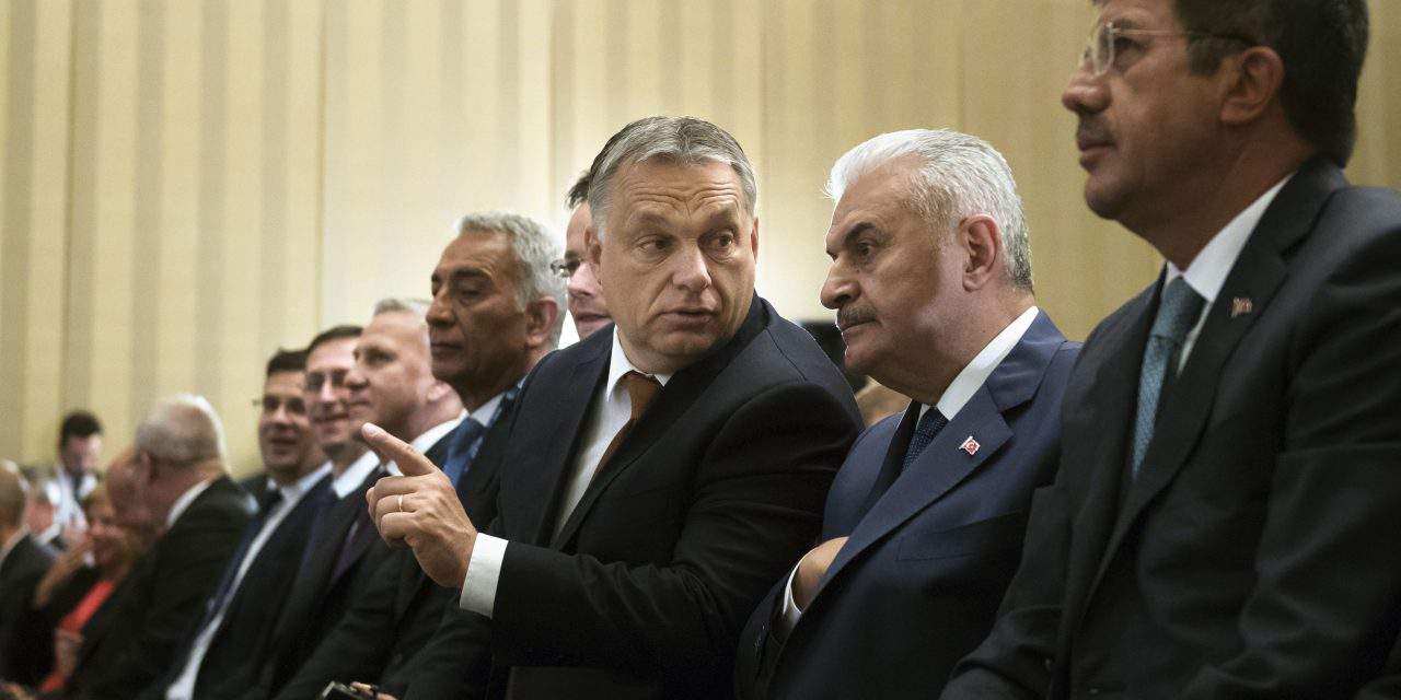 Hungary on Turkey's side, says Orbán in Ankara