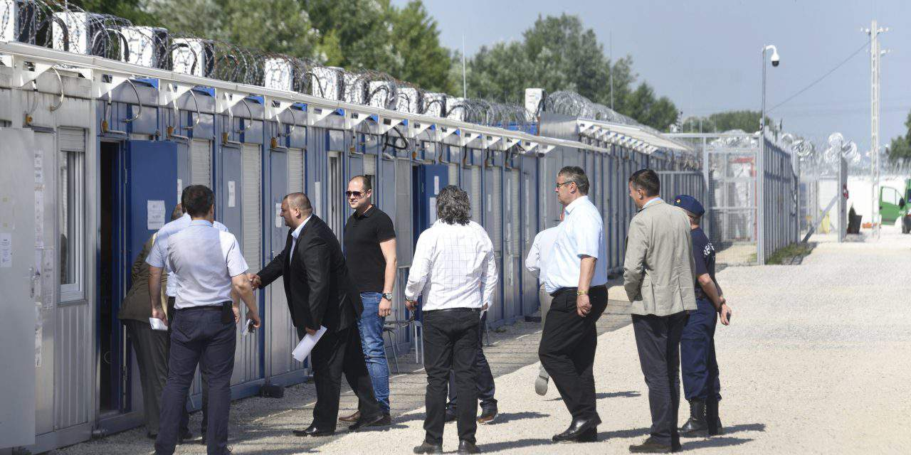 Asylum rules, fence, transit zones guarantee Hungary, EU safety, says Orbán's cabinet