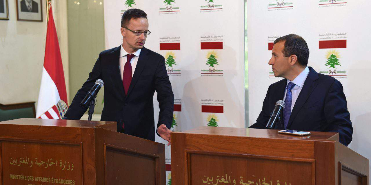 Lebanon key to Europe's security, survival of Christian communities in Middle East, says Hungarian foreign minister