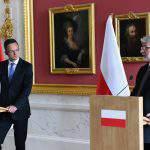 WASZCZYKOWSKI, Witold; Szijjártó Péter