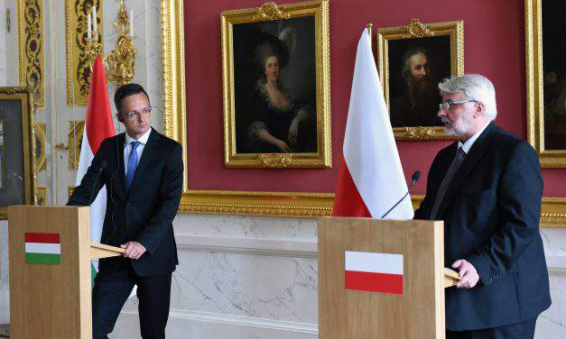 V4 united on migration issue, says Hungarian foreign minister