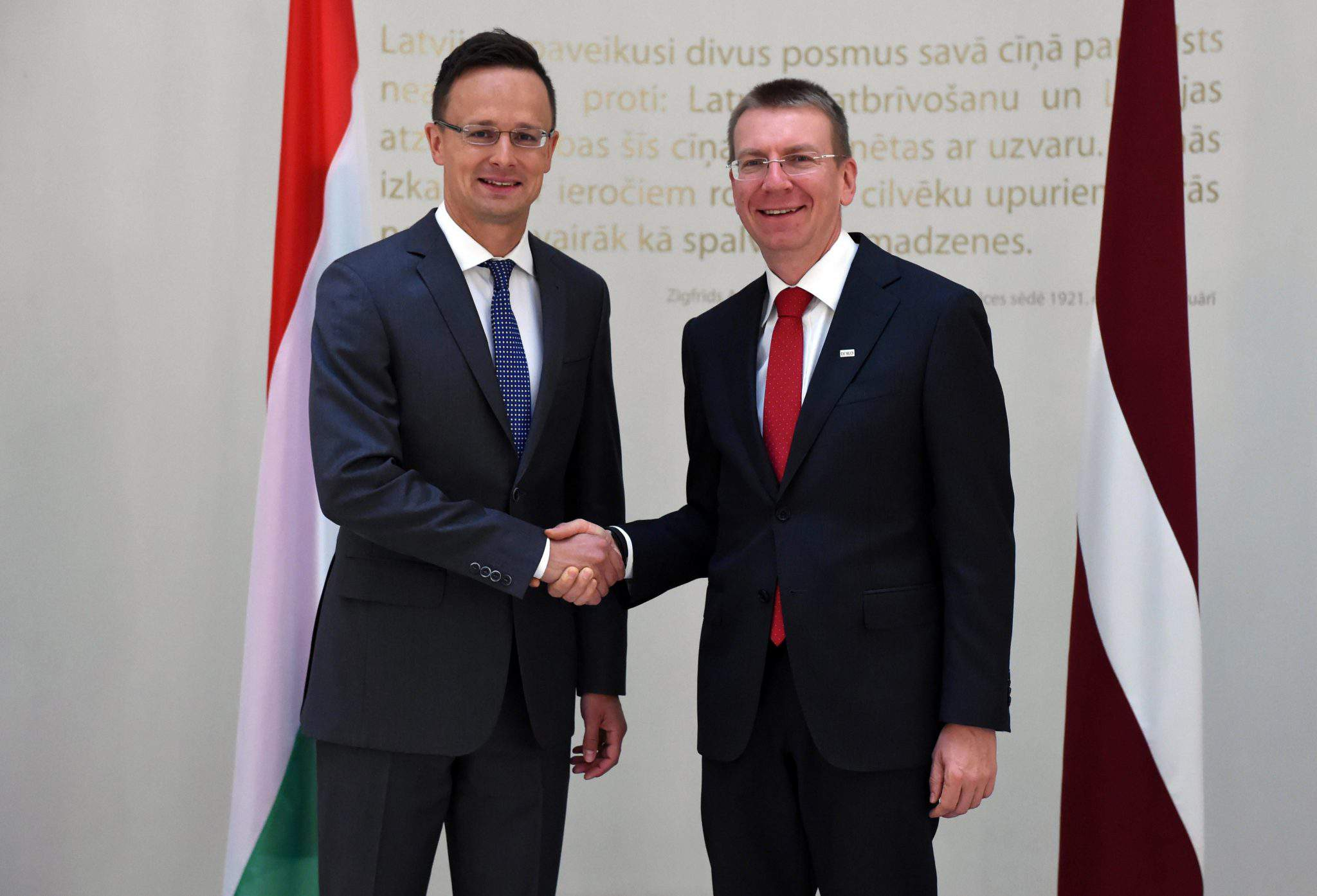 International Pressure Won T Divert Hungary From Stance On