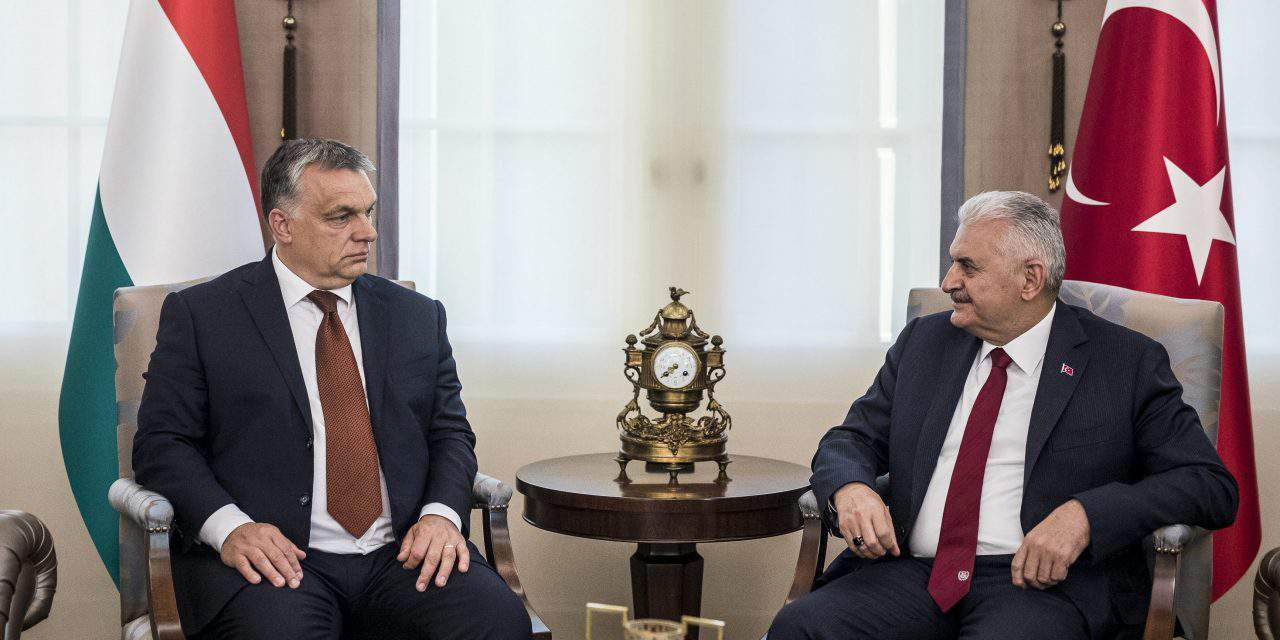 Orbán: Hungary interested in stable, strong Turkey