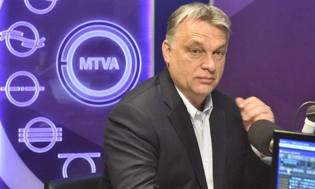 Interview with PM Orbán: Soros's network in Hungary like mafia – UPDATE