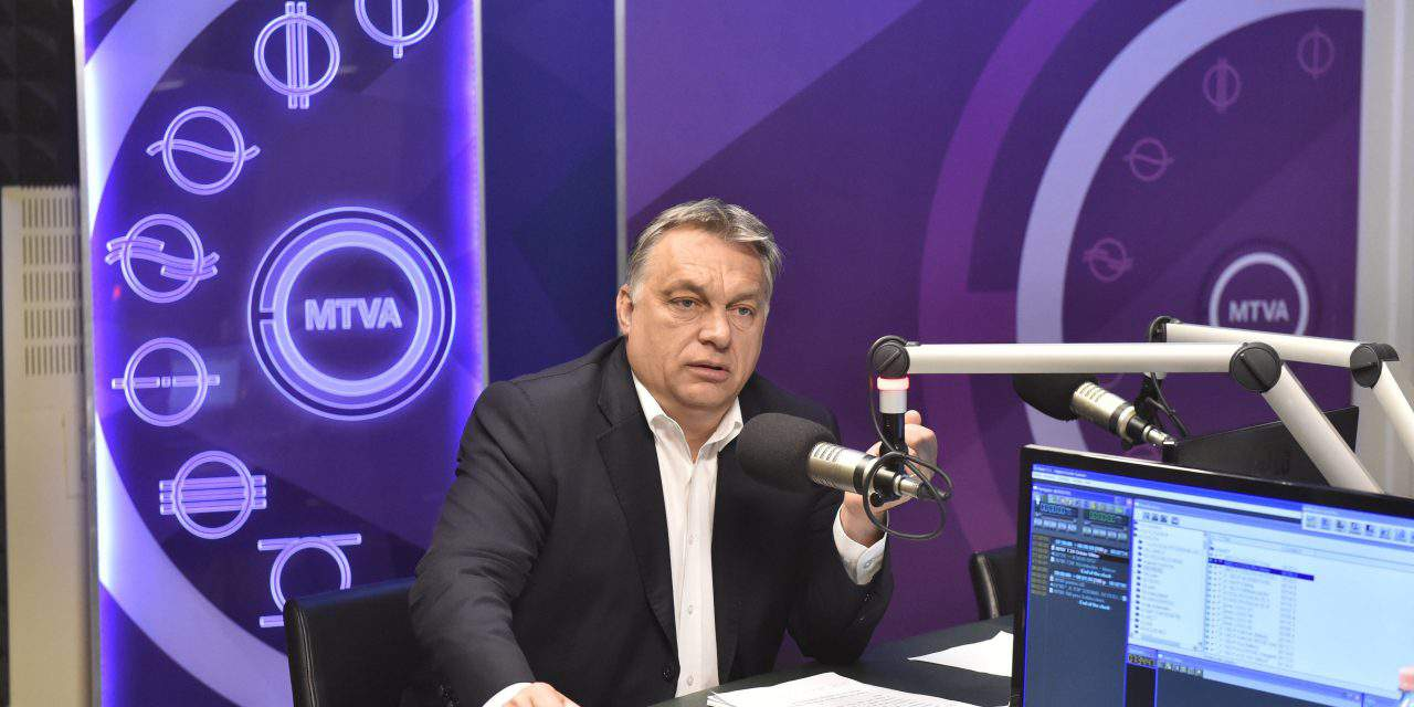 Hungary 'cannot be obliged' to drop migration policy, says Orbán in radio interview