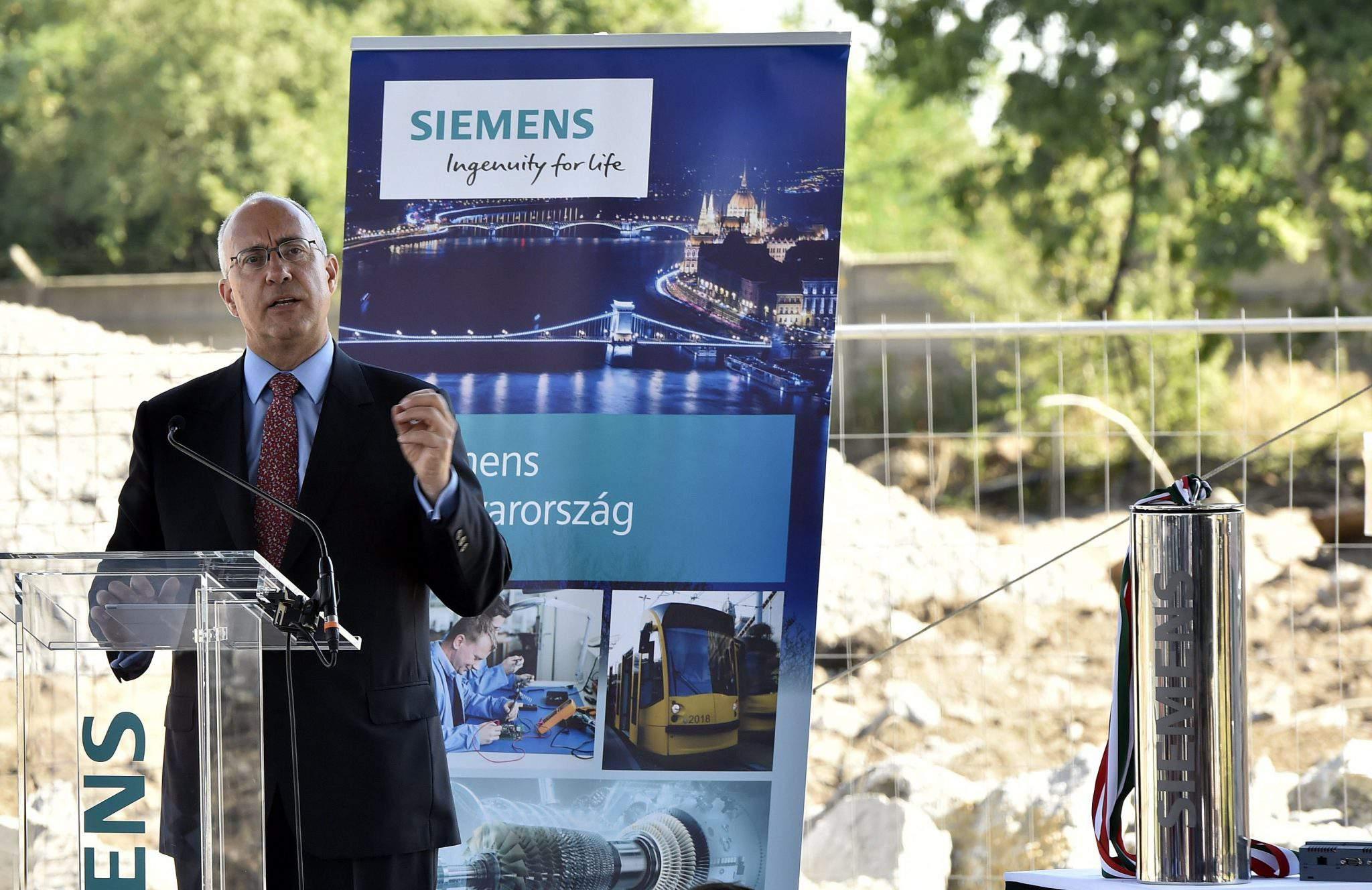 Siemens - Hungary