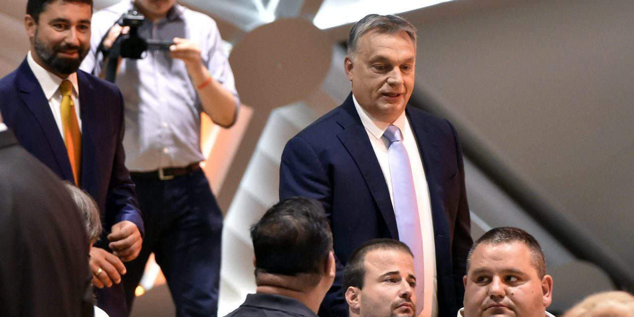 United Orthodox Congregations Of New York condemn Orbán critics