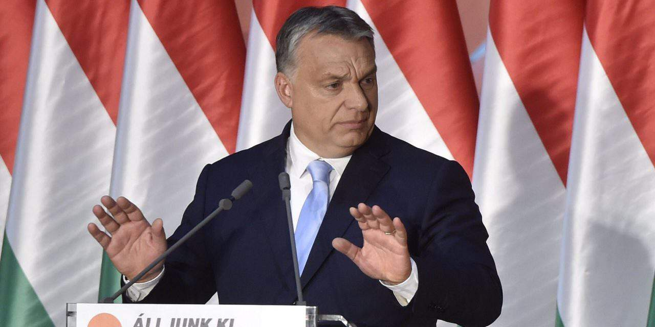 Freedom House: The government of Hungary has resorted to tactics reminiscent of the darkest days of dictatorship