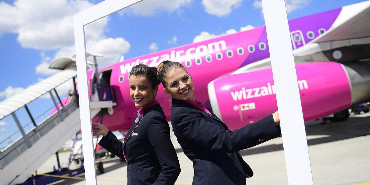 Wizz Air launches Budapest-Astana flight