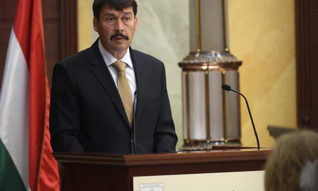 Hungarian president signs education law amendment