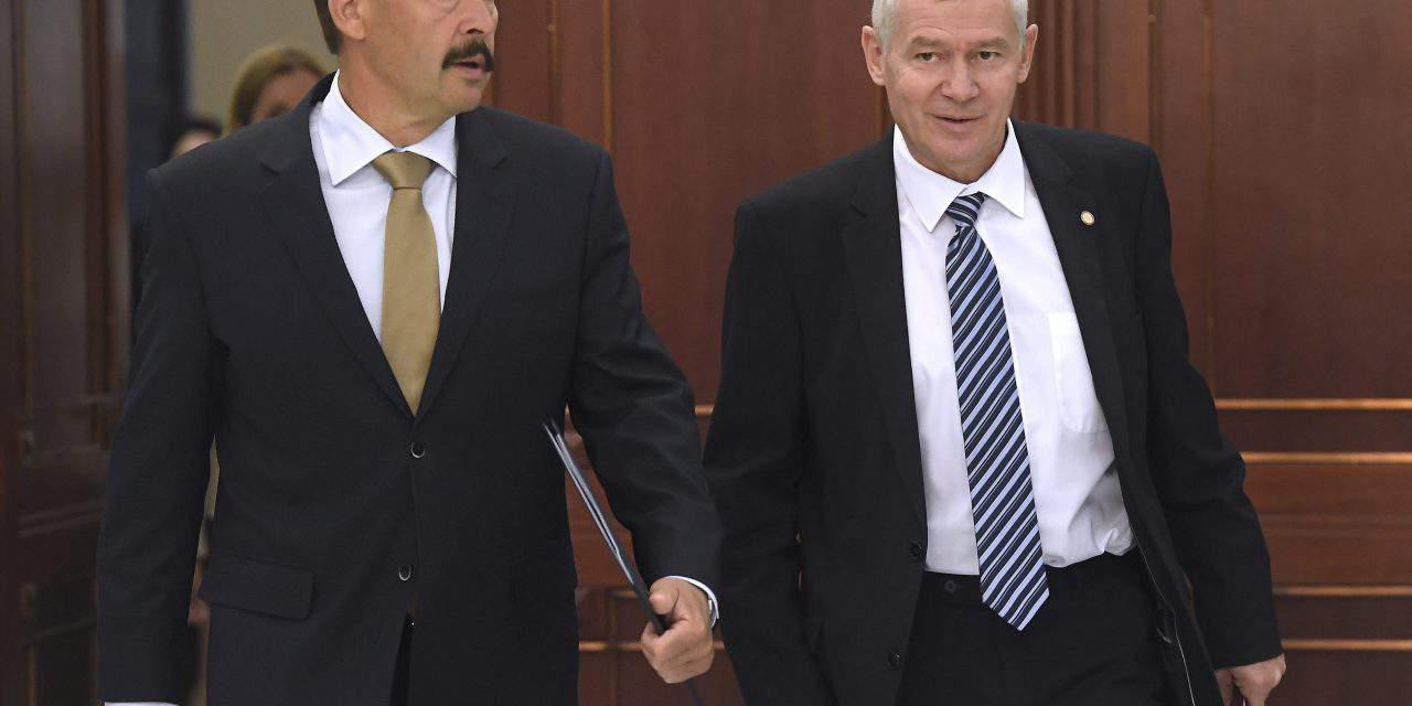 Chief prosecutor marks Prosecutor's Day in Hungary