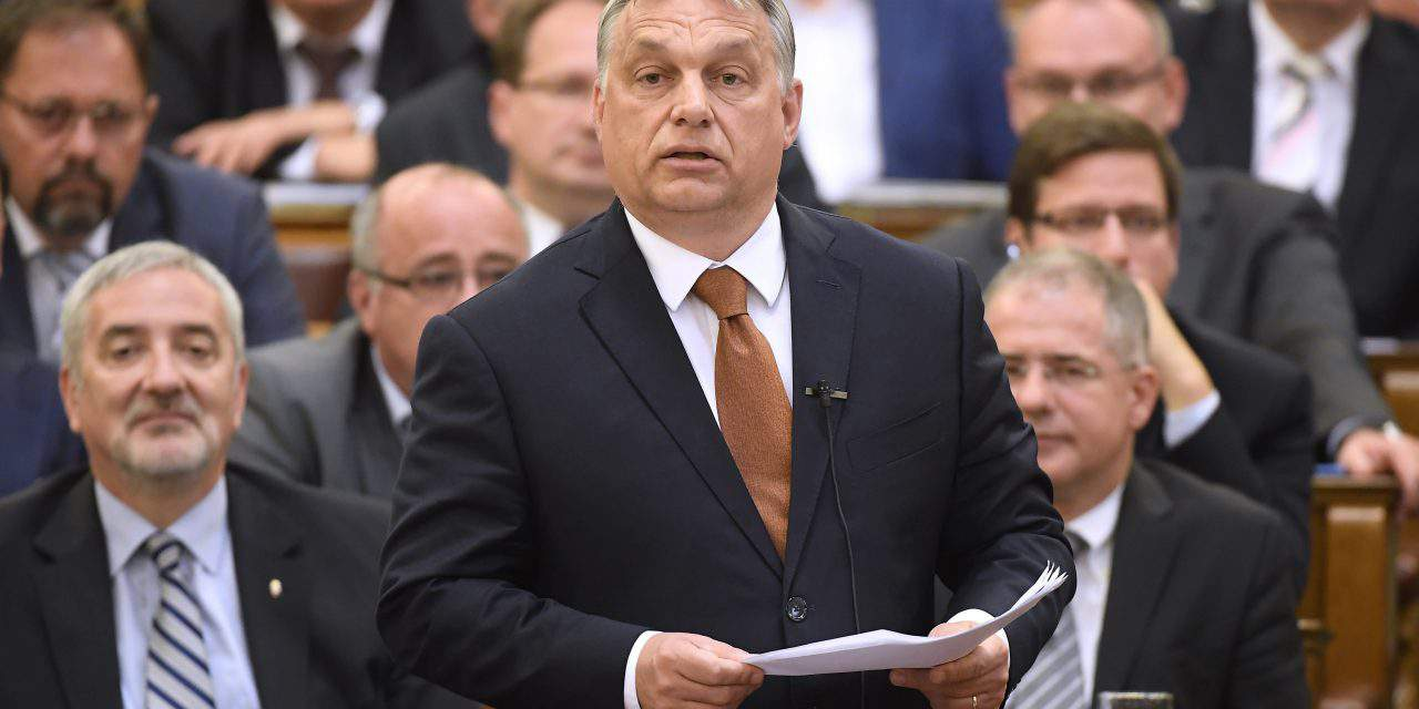 Hungary not anti-European, says Orbán – UPDATE