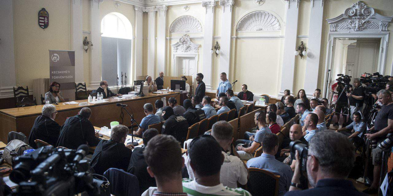 Primary, secondary defendants in migrant truck deaths case refuse to testify in court