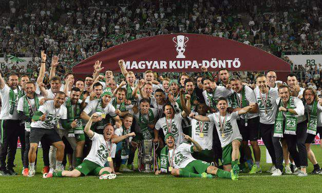 Ferencváros win record 23rd Hungarian Cup