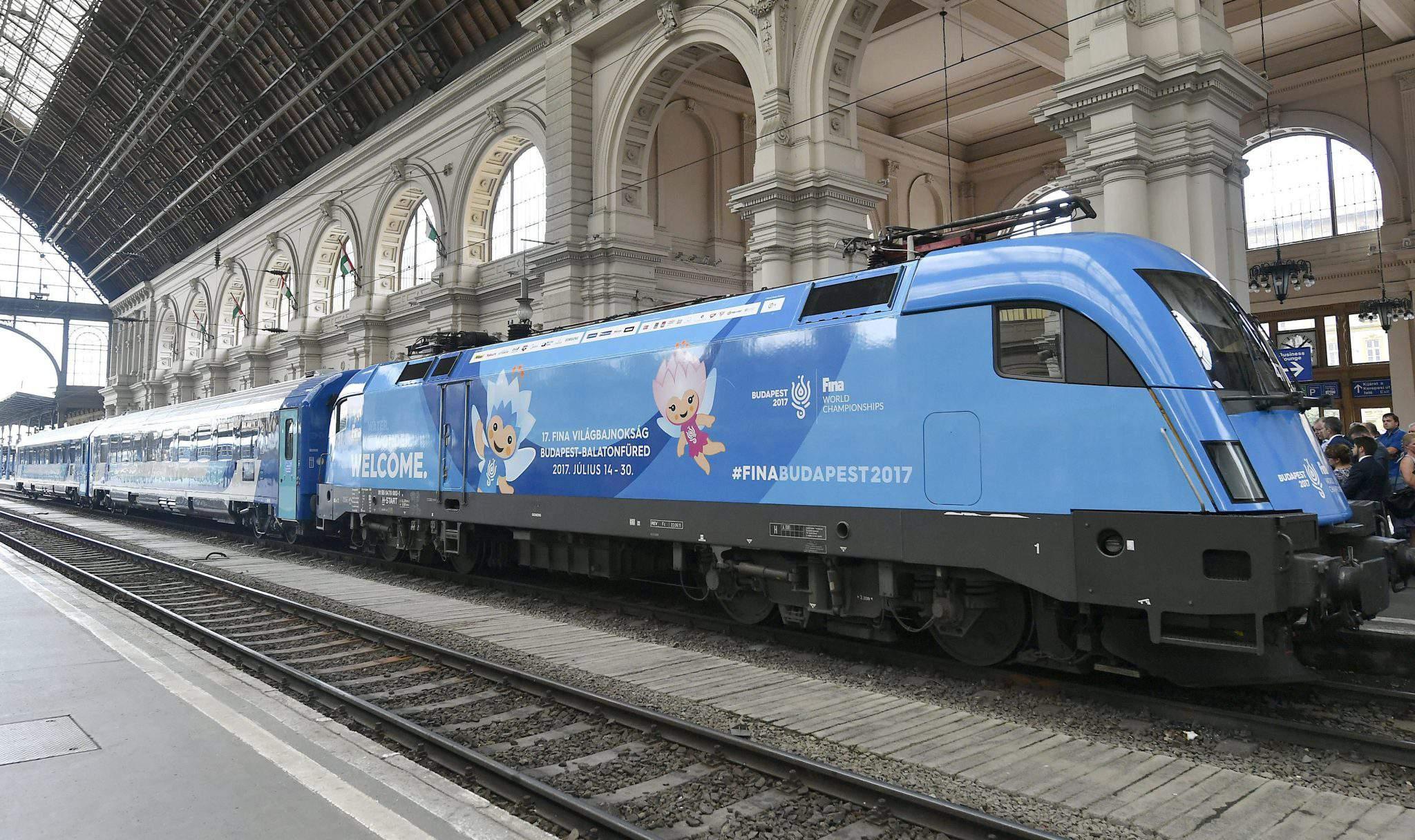 fina train