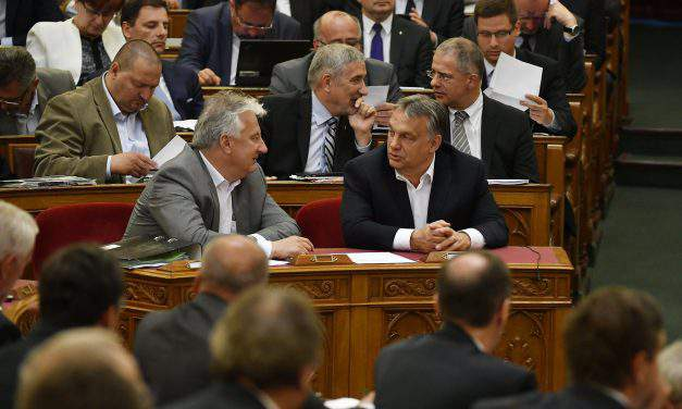 Hungarian parliament passes foreign-funded NGO transparency law – UPDATE