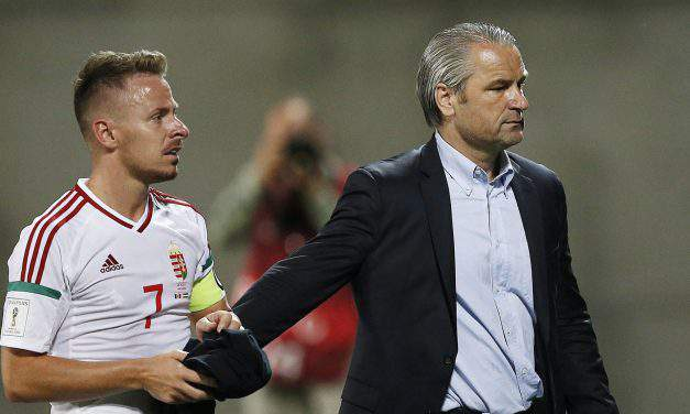 What a shame, Hungarian team slip up in Andorra