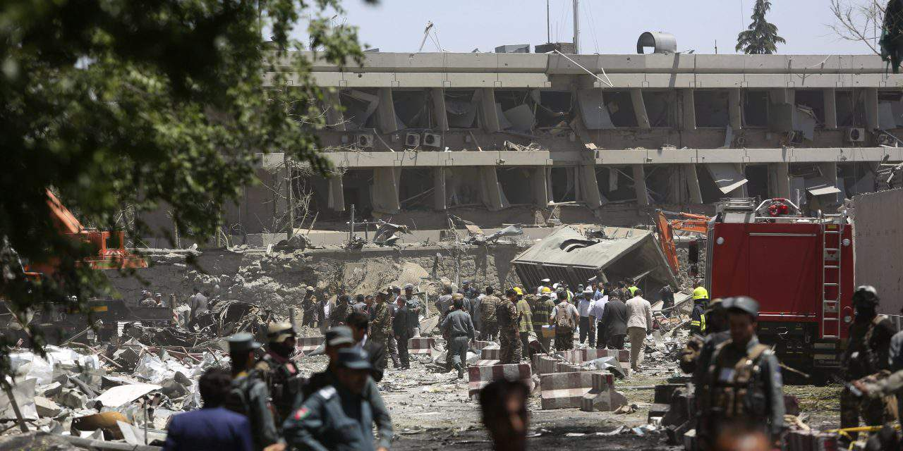 Hungary condemns Kabul bombing