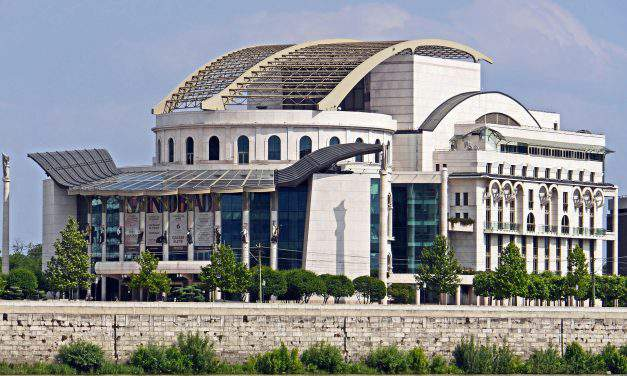 The ten most spectacular theatres of Hungary
