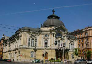 Vígszínház Budapest, Hungary