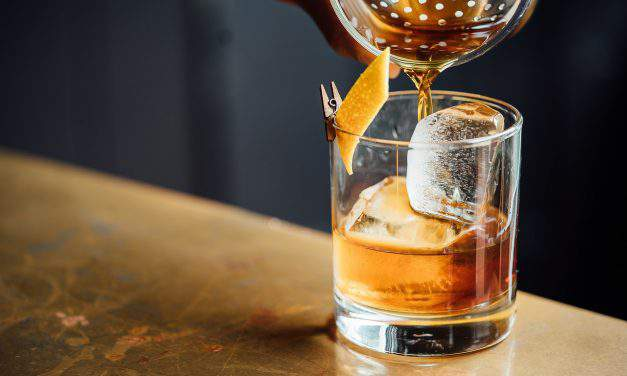 A world-class whisky bar in the heart of Budapest
