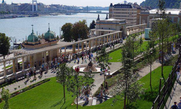 Free open-air mini concerts in Budapest