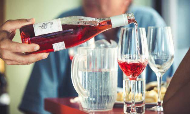 Budapest Wine Bar Tour Reloaded