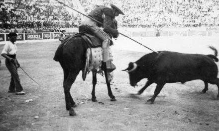The time there was a bullfight in Budapest